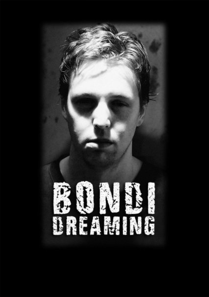 Flyer for Bondi Dreaming 2008