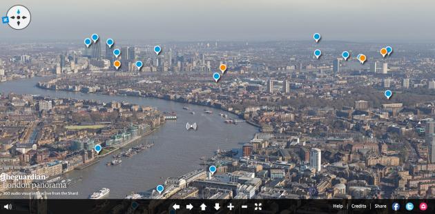 Guardian Shard interactive