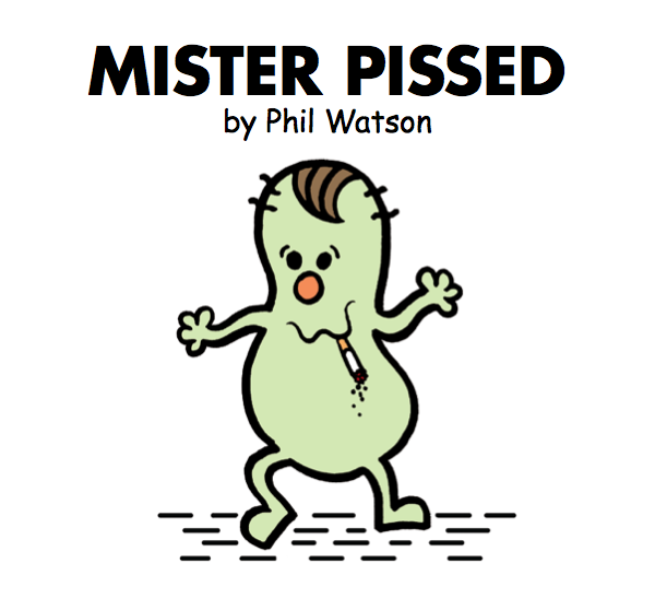 Mr Pissed