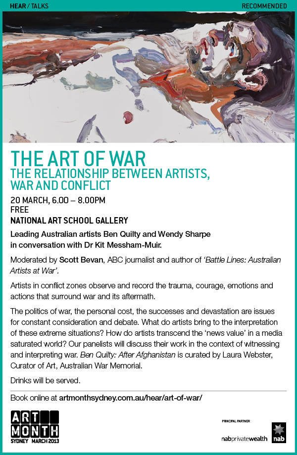 The Art of War Panel Discussion