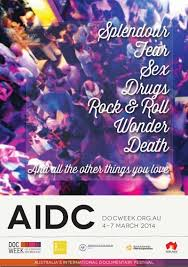 AIDC programme front cover